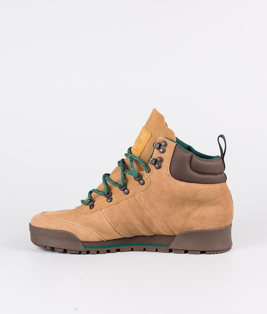 Adidas Skateboarding Jake Boot 2.0 Skor Raw Desert/Brown/Collegiate Green