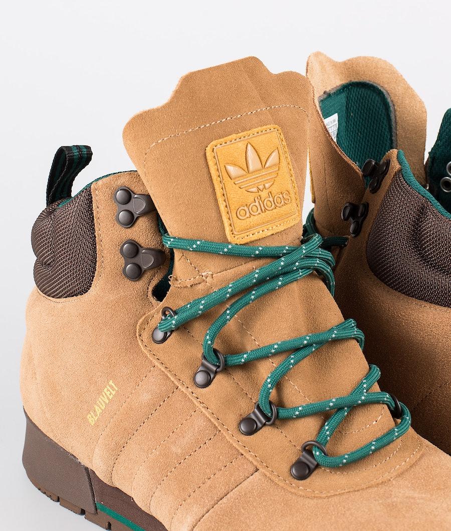 Adidas Skateboarding Jake Boot 2.0 Chaussures Raw Desert/Brown/Collegiate Green