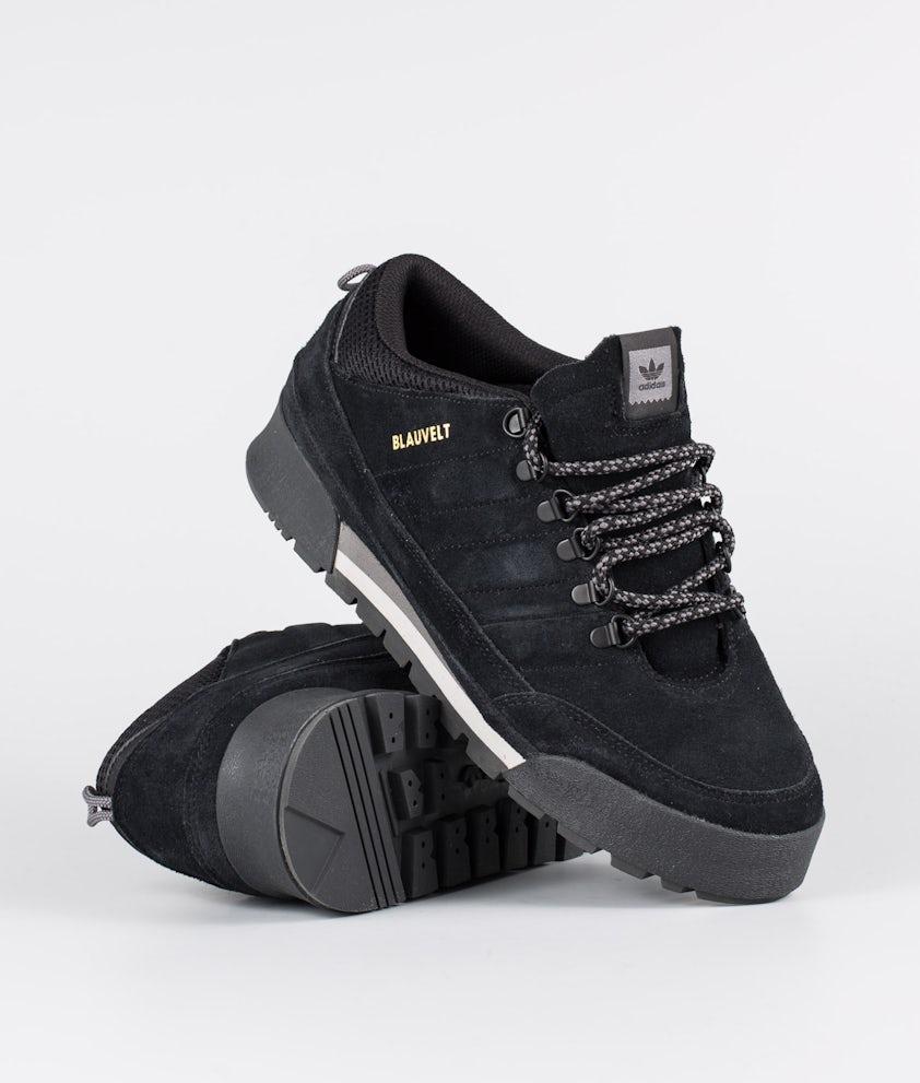 Adidas Skateboarding Jake Boot 2.0 Low Sko Core Black/Carbon/Grey Five