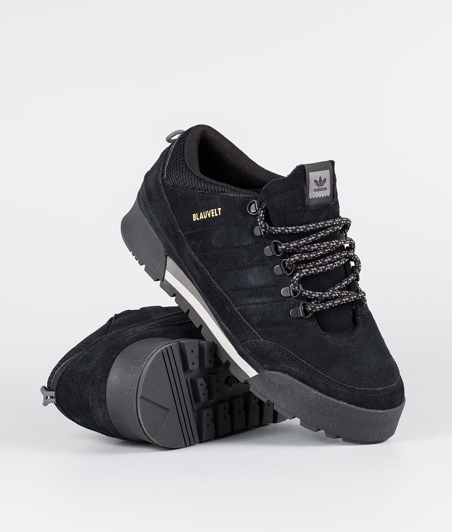 Adidas Skateboarding Jake Boot 2.0 Low Skor Core Black/Carbon/Grey Five