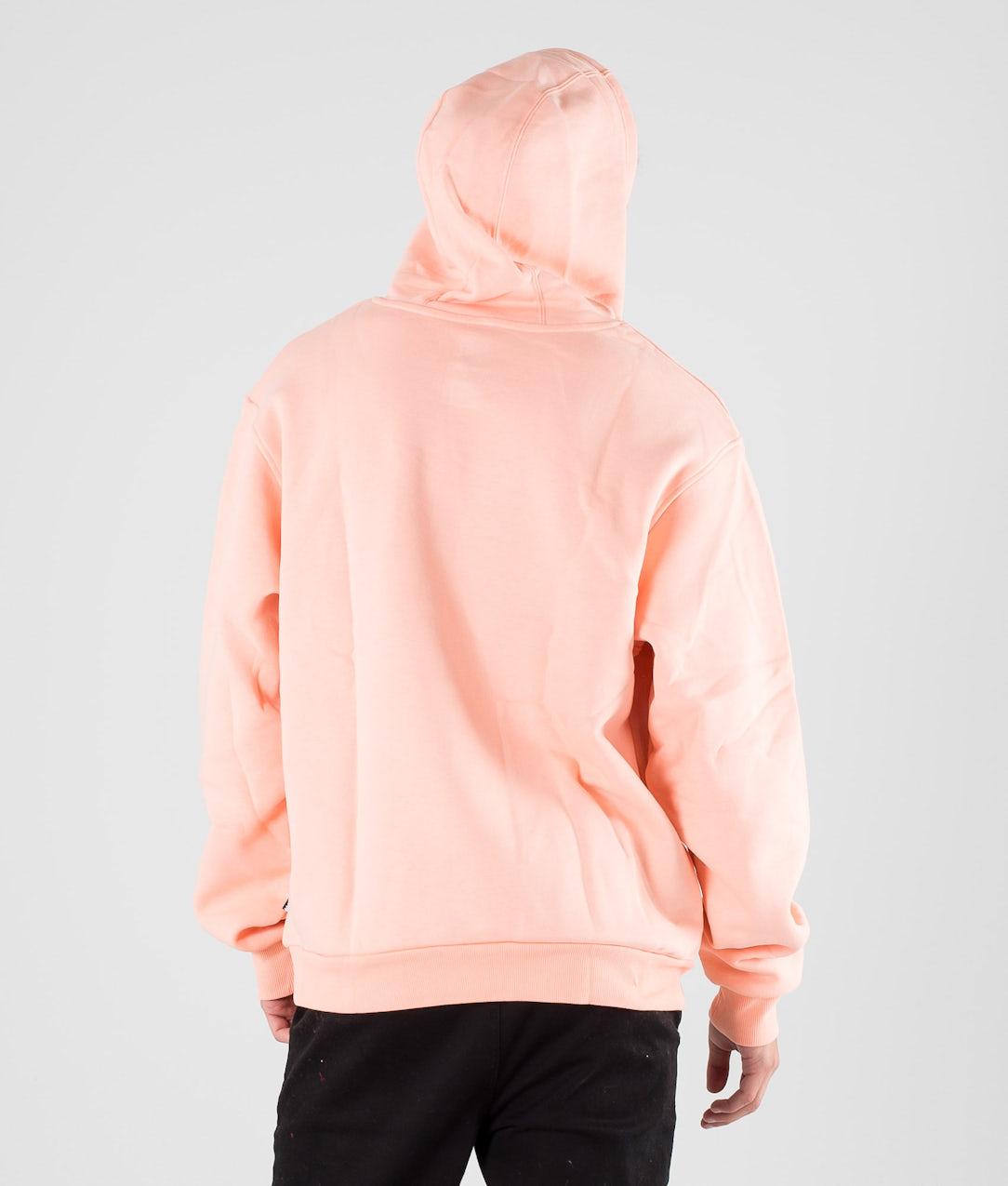 Pasado Doctor en Filosofía Él  Adidas Skateboarding Solid Pillar Hd Hoodie Glow Pink/White ...