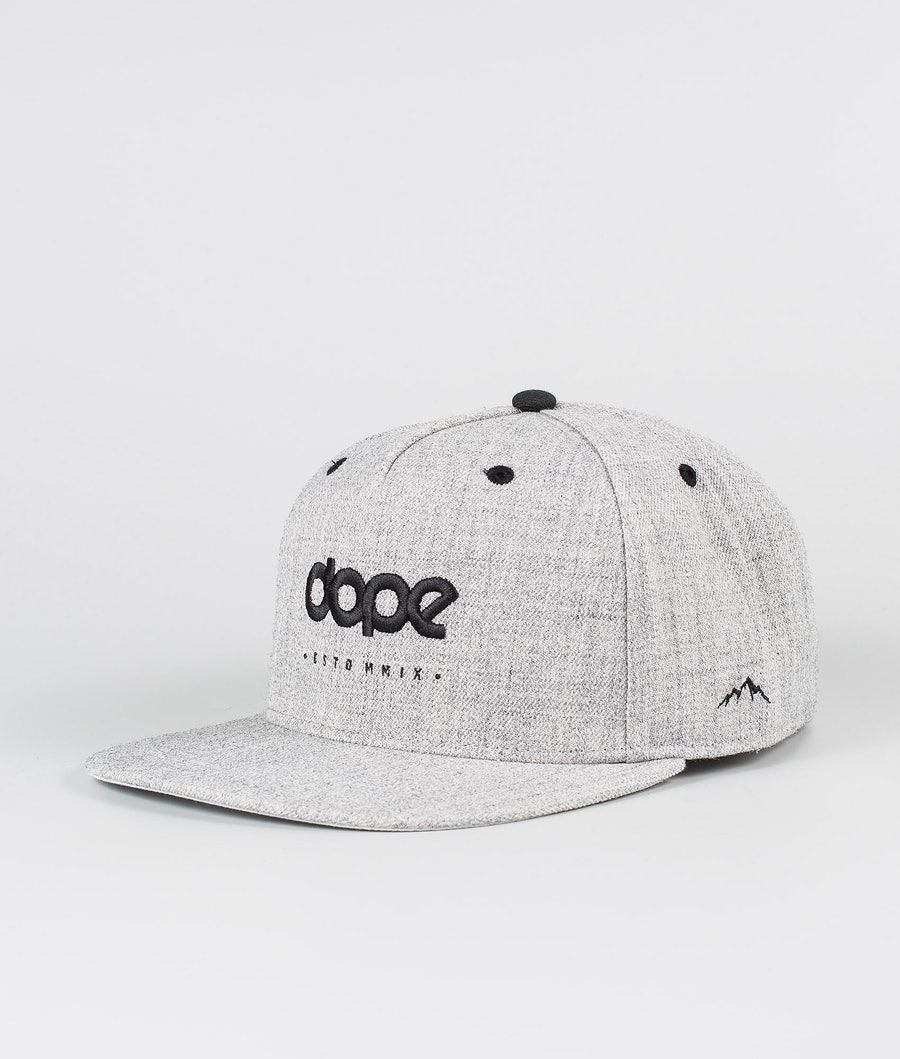Dope Dope OG Cap Heather Grey