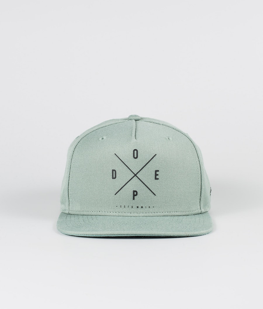 Dope 2X-UP Cap Faded Green