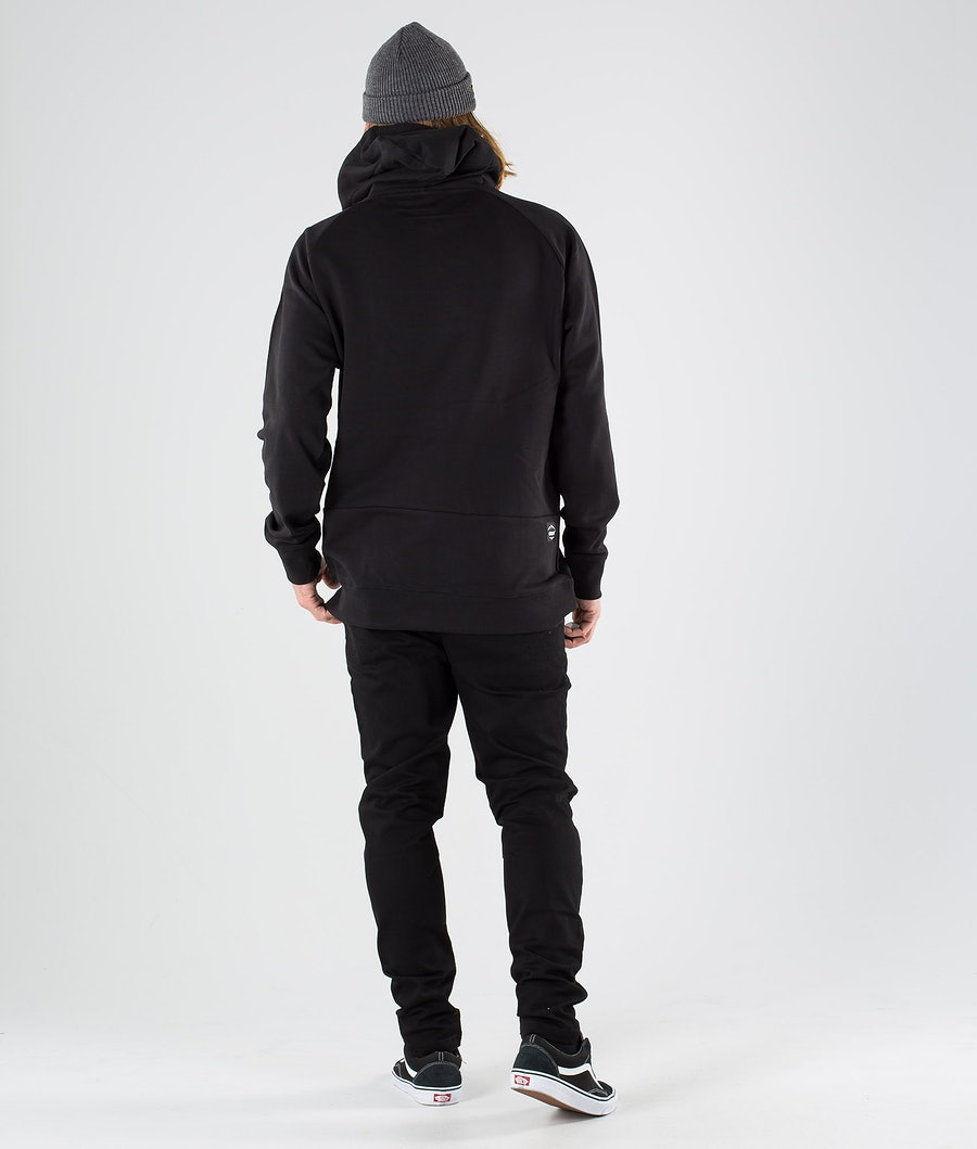 Dope Plain 2X-up Hood Black