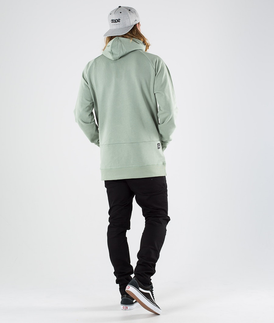 Dope Clean 2X-up Hood Faded Green