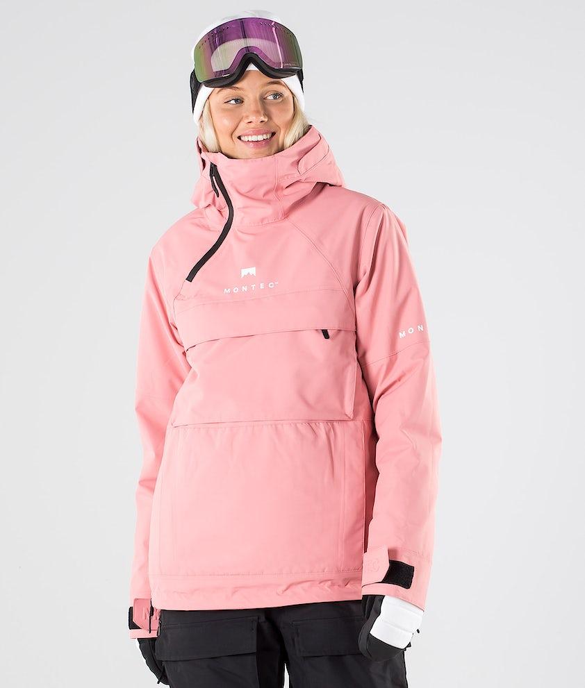 Montec Dune W Snowboardjacka Pink
