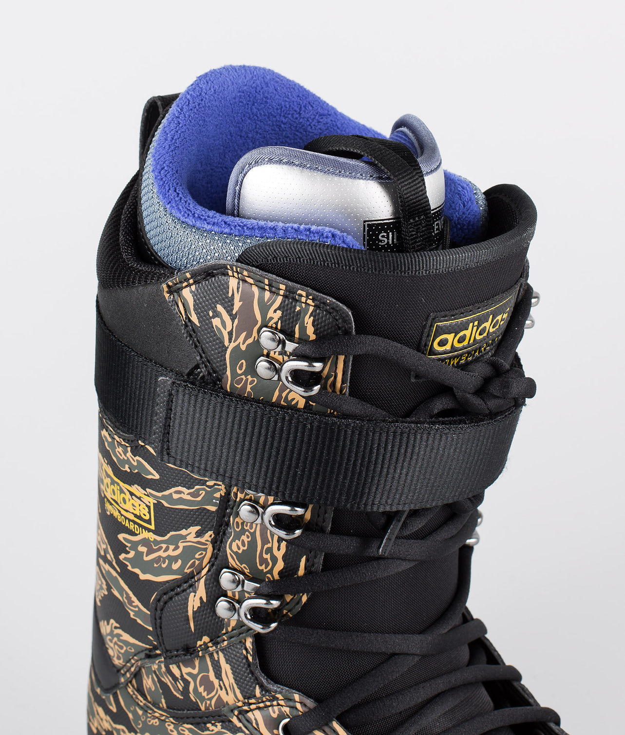 Adidas Snowboarding Superstar Adv Boots Core Black/Night Cargo/Raw Desert