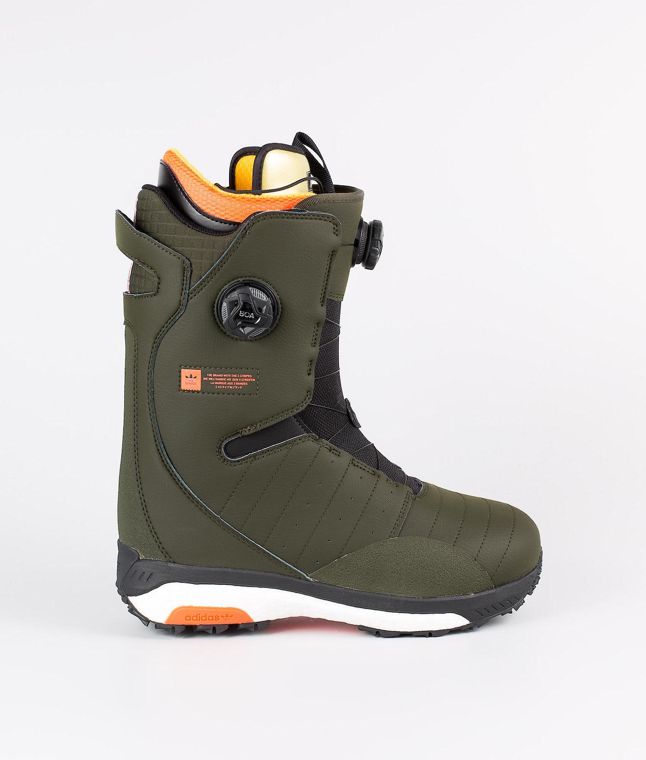 Adidas Snowboarding Acerra 3st Adv Boots Night Cargo/Core Black/Solar Red