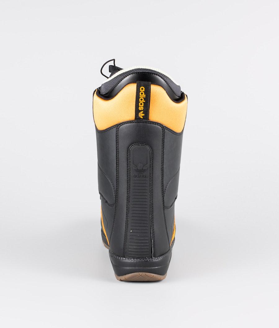 Adidas Snowboarding Samba Adv Snowboardboots Core Black/Collegiate Gold/Gum5