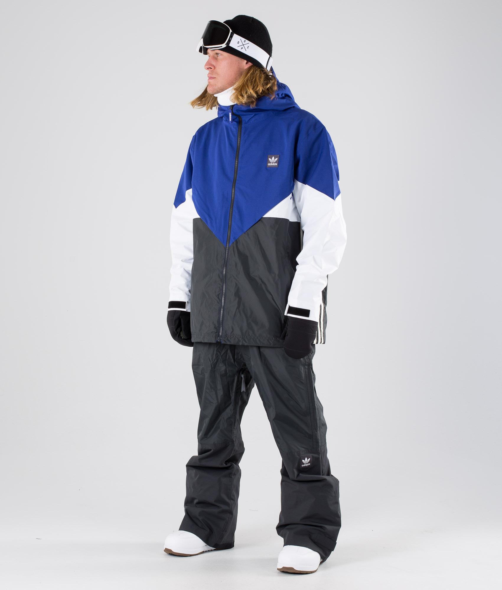 Adidas Snowboarding | Premier Riding de chez Veste Carbon