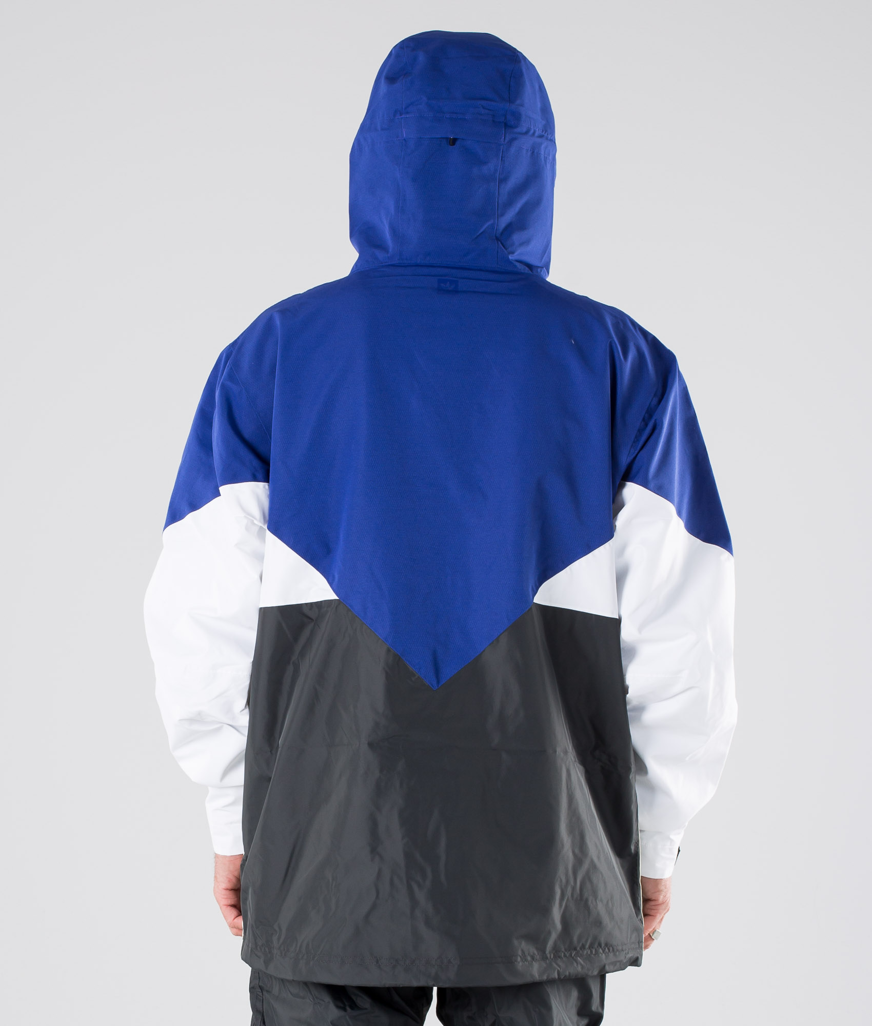 Adidas Premiere Riding Snowboard Jacket Active BlueCarbonCream WhiteWhite