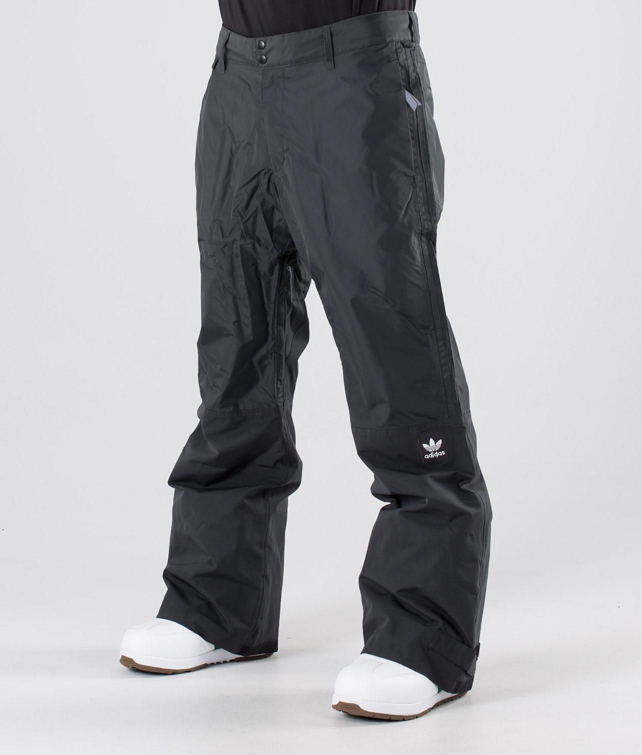 Adidas Snowboarding Riding Bukser Carbon/Cream White