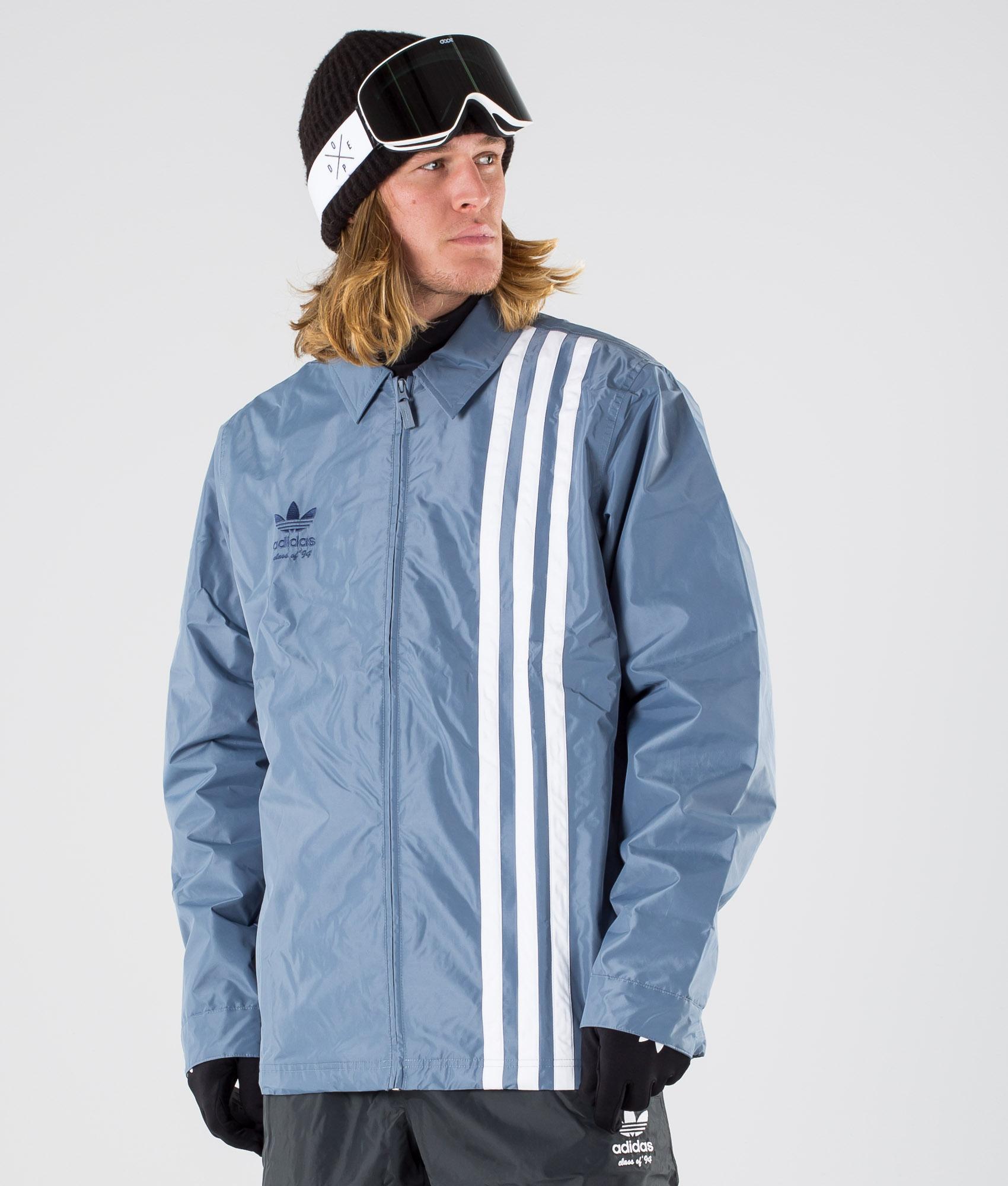 adidas snowboard giacca