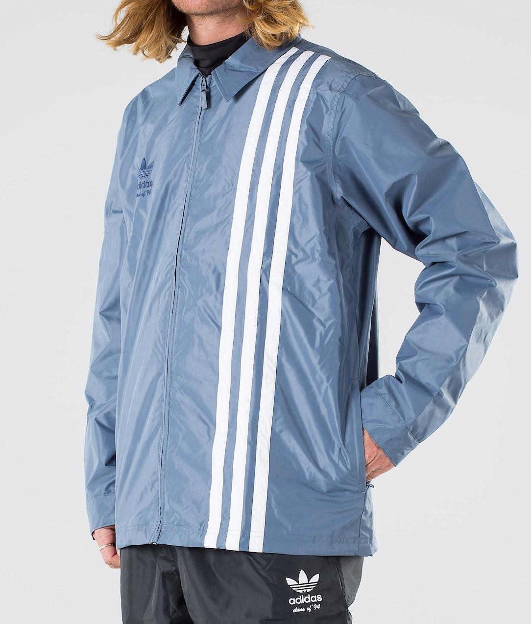 Adidas Snowboarding Civilian Snowboard Jacket Raw Steel S18 Easy Yellow White Ridestore Com