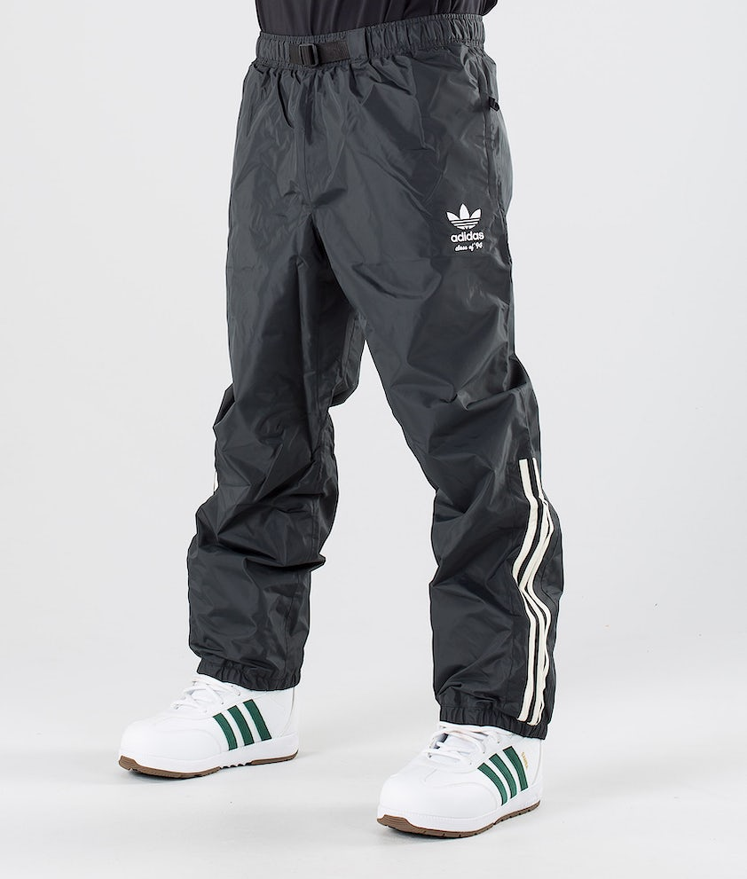 Adidas Snowboarding Comp Snowboard Pants Carbon/Cream White/Active Blue