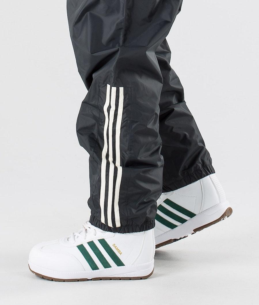 Adidas Snowboarding Comp Snowboard Pants Carbon/Cream White/Active Blue