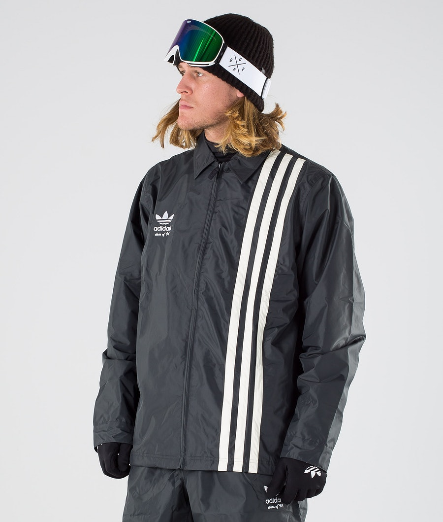 Adidas Snowboarding Civilian Snowboard jas Carbon/Active Blue/Cream White