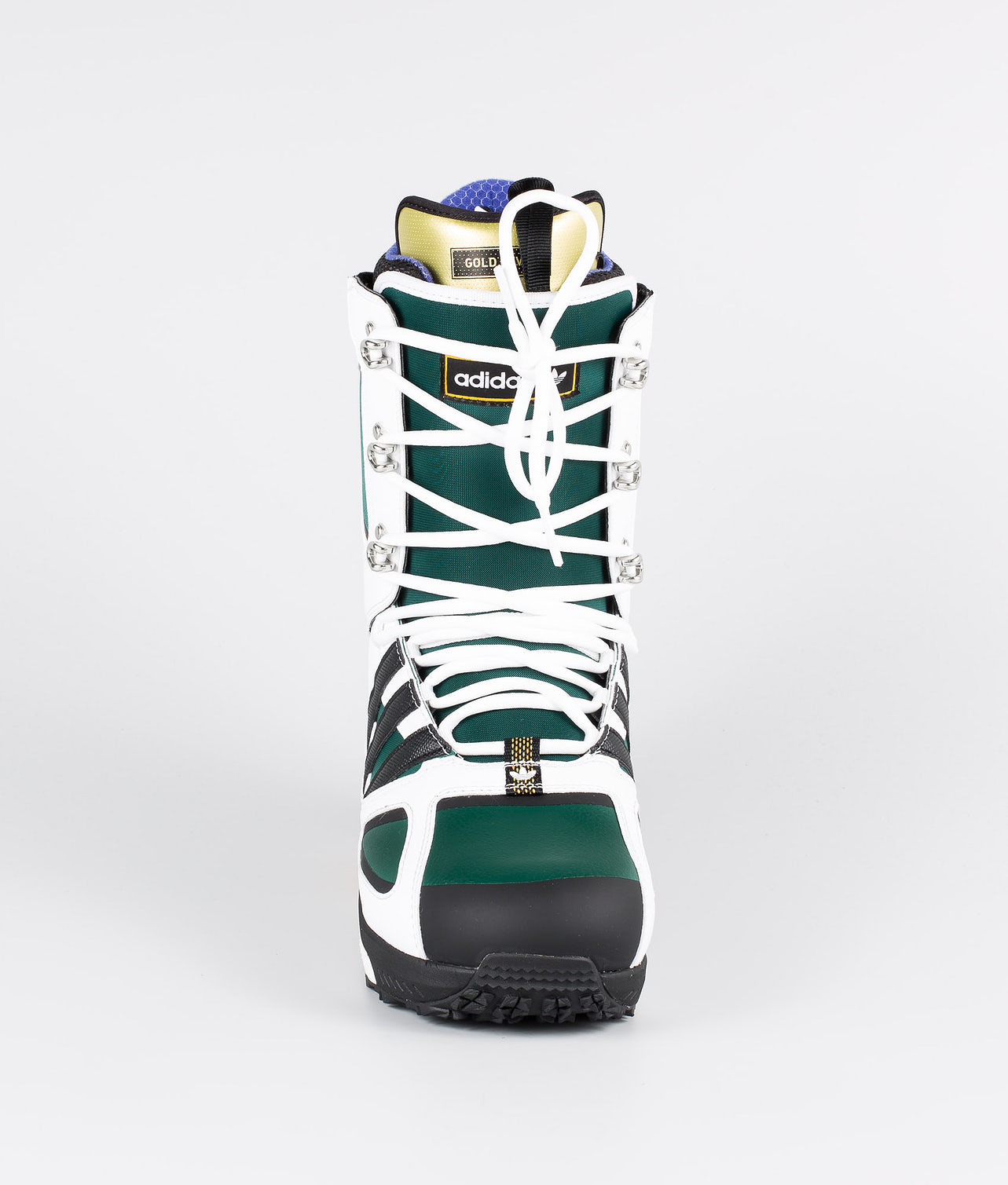 Adidas Snowboarding Tactical Lexicon Ad Boots Footwear White/Core Black/Collegiate Green