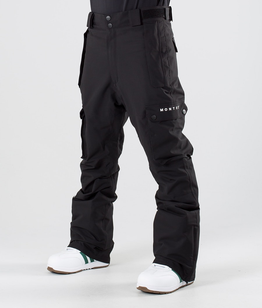 Montec Doom Snowboard Pants Black