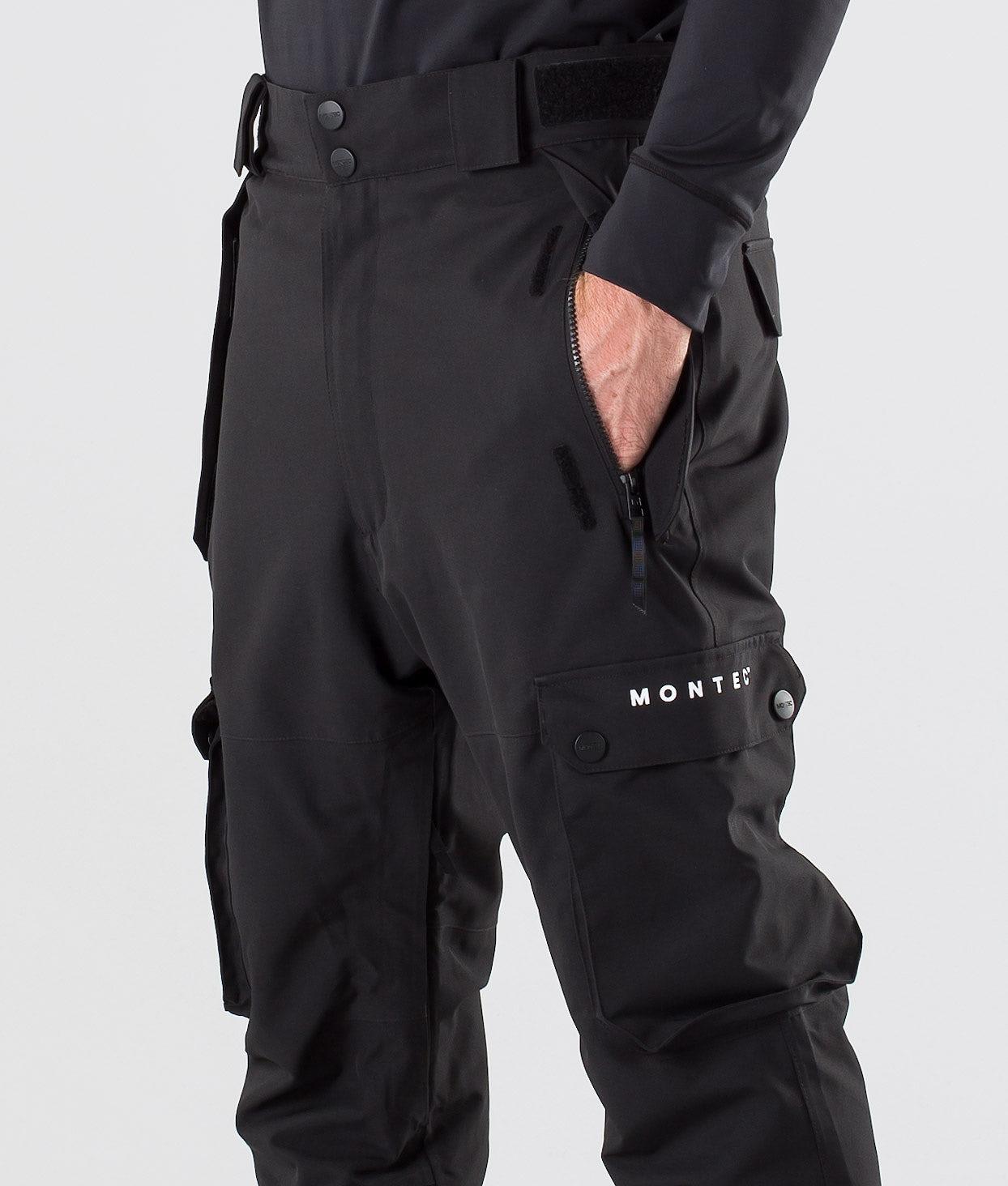 Kjøp Doom Snowboardbukse fra Montec på Ridestore.no - Hos oss har du alltid fri frakt, fri retur og 30 dagers åpent kjøp!