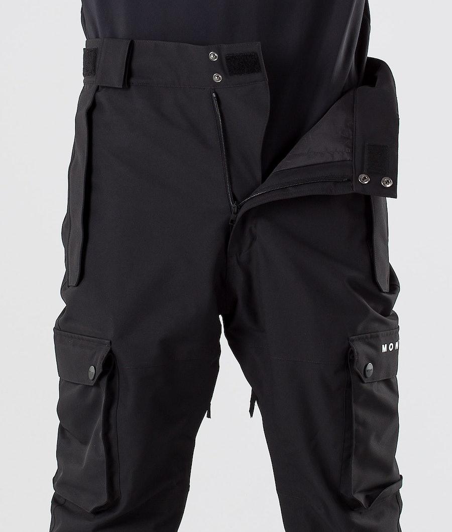 Montec Doom Snowboardhose Black