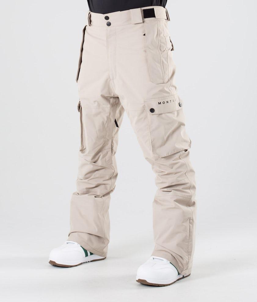 Montec Doom Snow Pants Desert