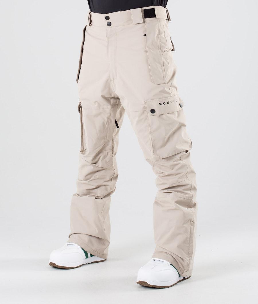 Montec Doom Pantalon de Snowboard Desert