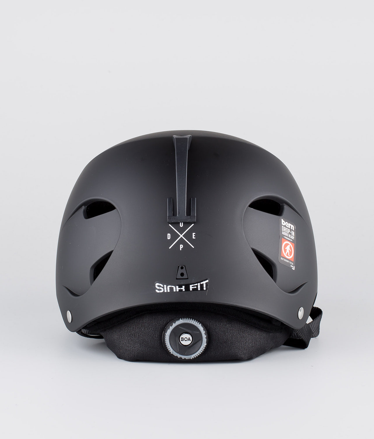 Bern Brighton Dope 2X-UP Eps Boa Casco Snow Matt Black
