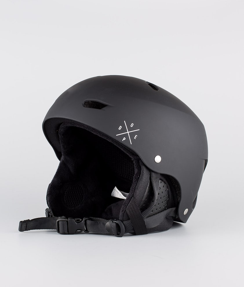 Bern Brighton Dope 2X-UP Eps Boa Skihelm Matt Black