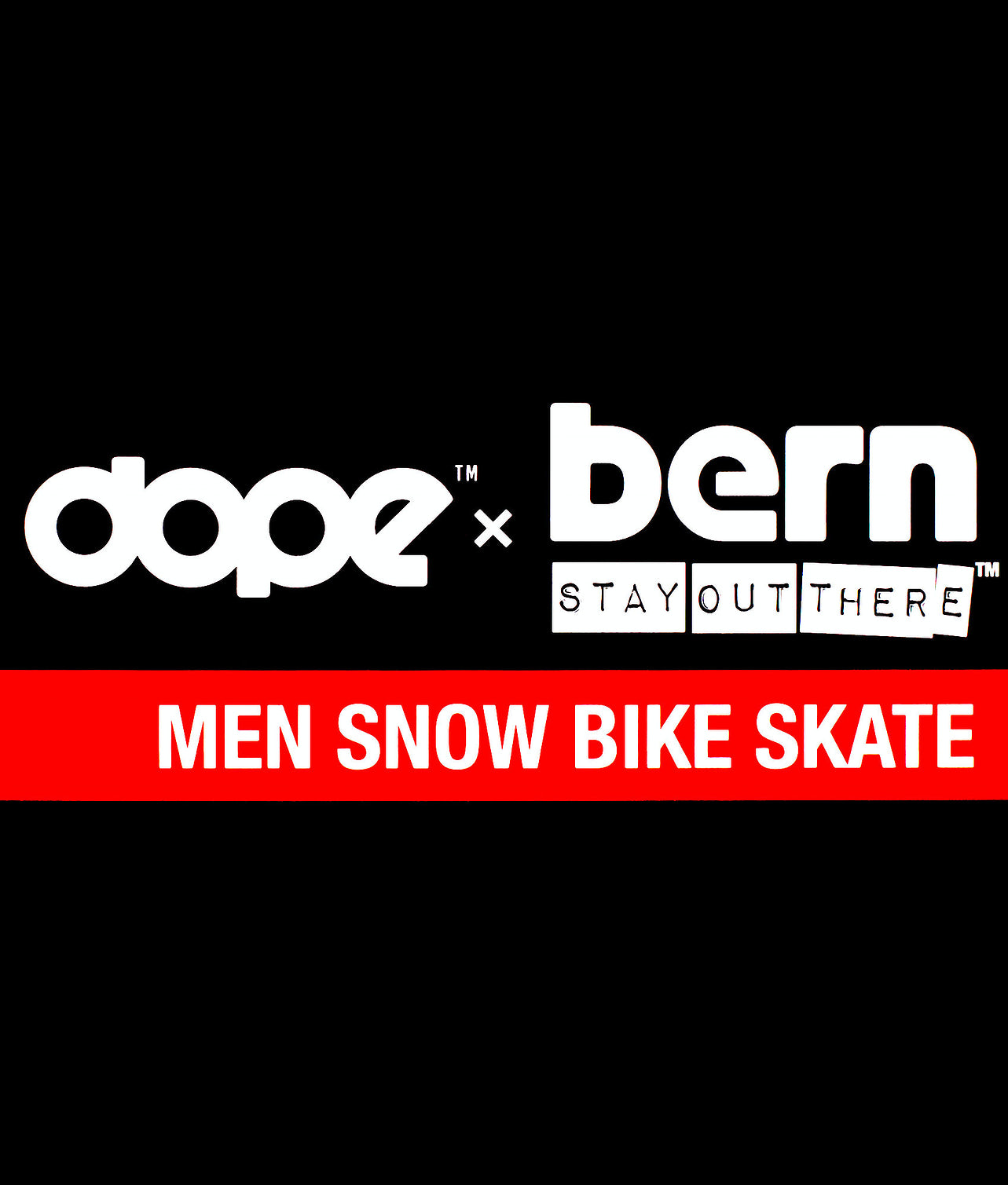 Bern Macon Dope 2X-UP Eps Boa Skihelm Matt Black