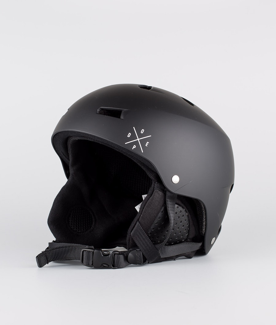 Bern Macon Dope 2X-UP Eps Boa Skihelm Matt Black