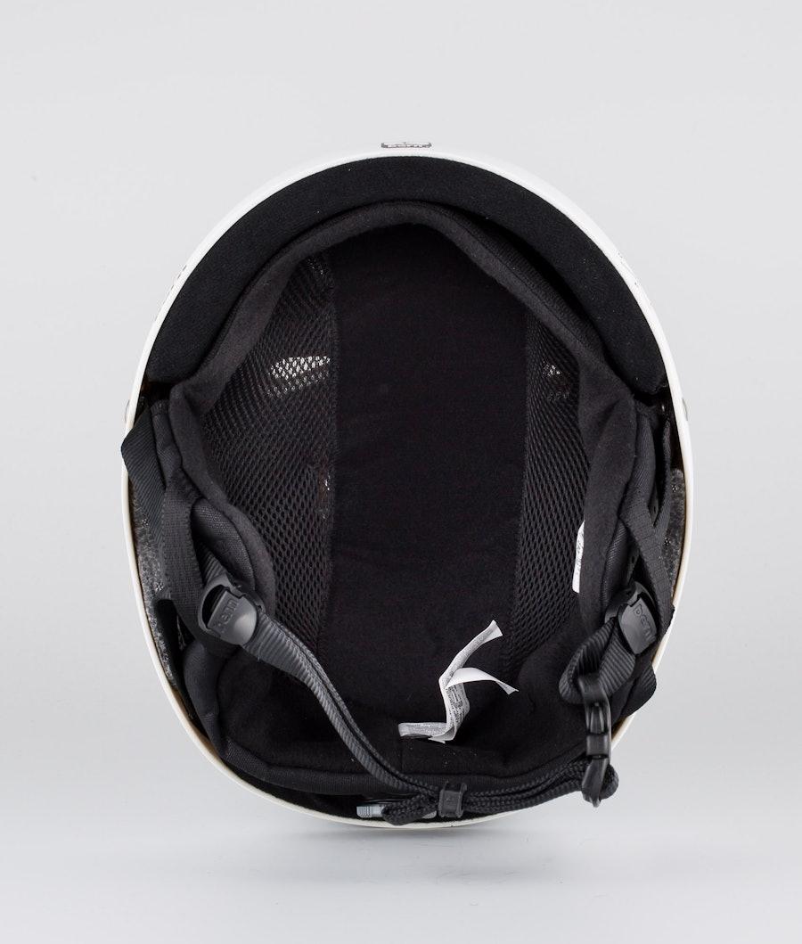 Bern Macon Dope 2X-UP Eps Boa Ski Helmet Matt White