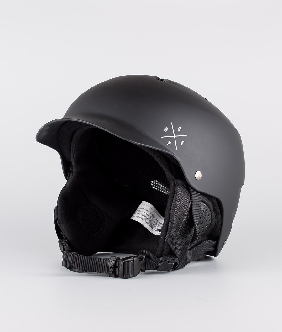 Bern Watts Dope 2X-UP Eps Boa Casco Snow Matt Black