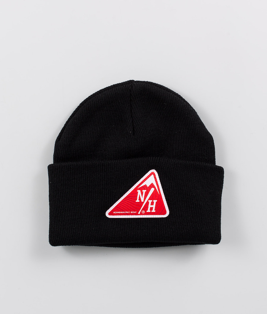 Northern Hooligans Built Beanie Black