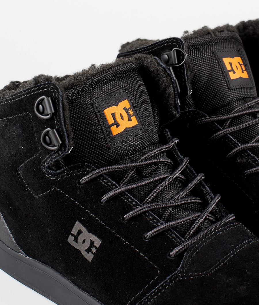DC Crisis High Wnt Chaussures Black/Camo