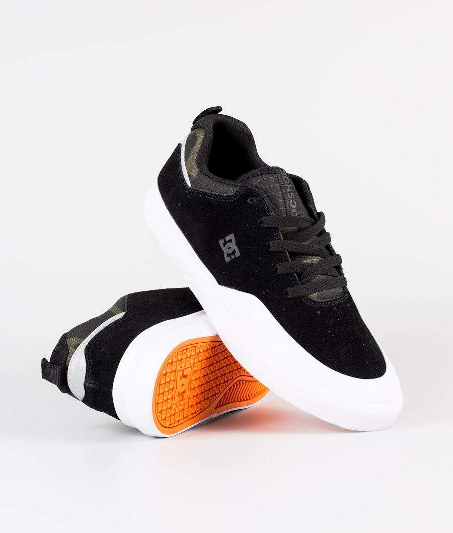 DC Infinite Se Shoes Black Camo