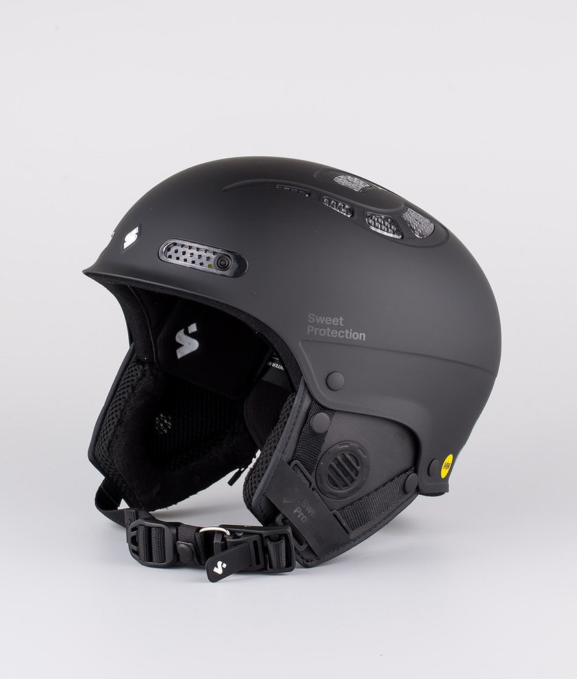 Sweet Protection Igniter II MIPS Skihelm Dirt Black