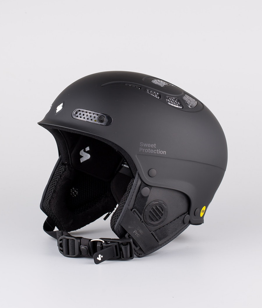 Sweet Protection Igniter II MIPS Casque de Ski Dirt Black
