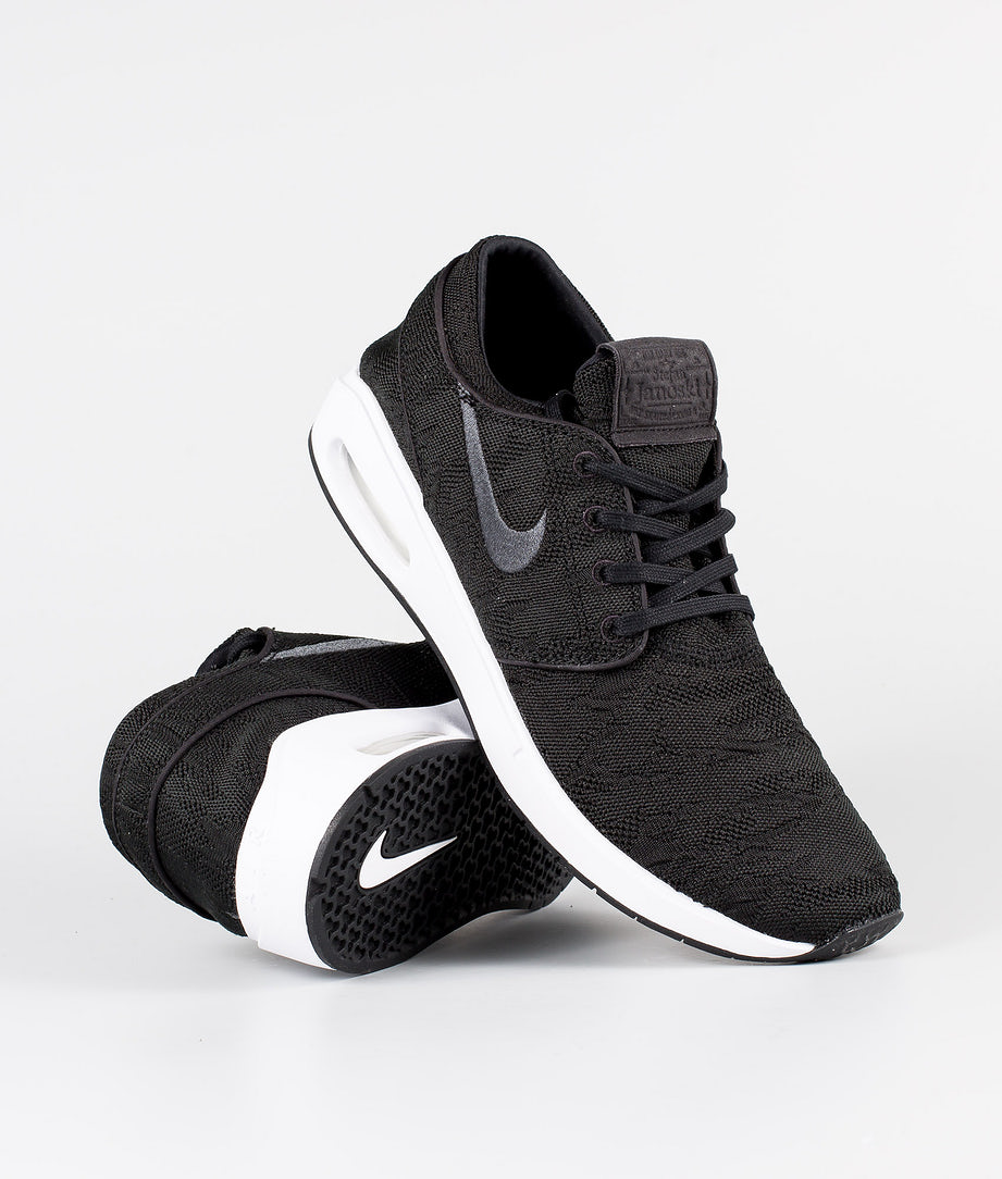 Nike Nike SB Air Max Janoski 2 Shoes Black/Anthracite-White