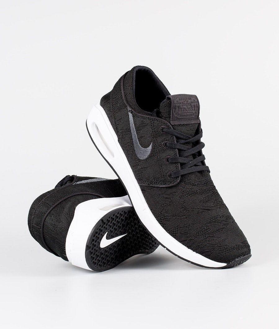 Nike SB Air Max Janoski 2 Chaussures Black/Anthracite-White
