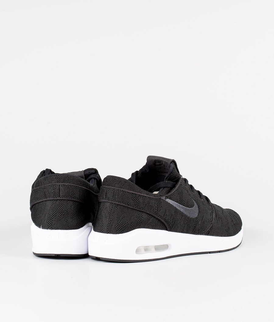 Nike SB Air Max Janoski 2 Skor Black/Anthracite-White