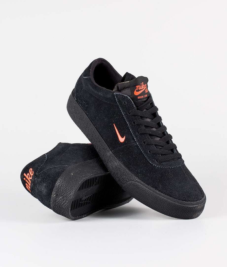 Nike Nike SB Zoom Bruin Schuhe Black/Bright Crimson-Black