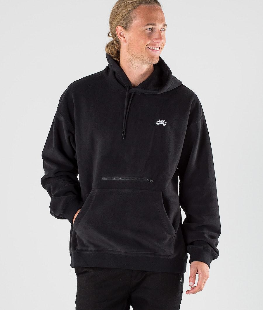 Nike SB Novelty Hoodie Black/White