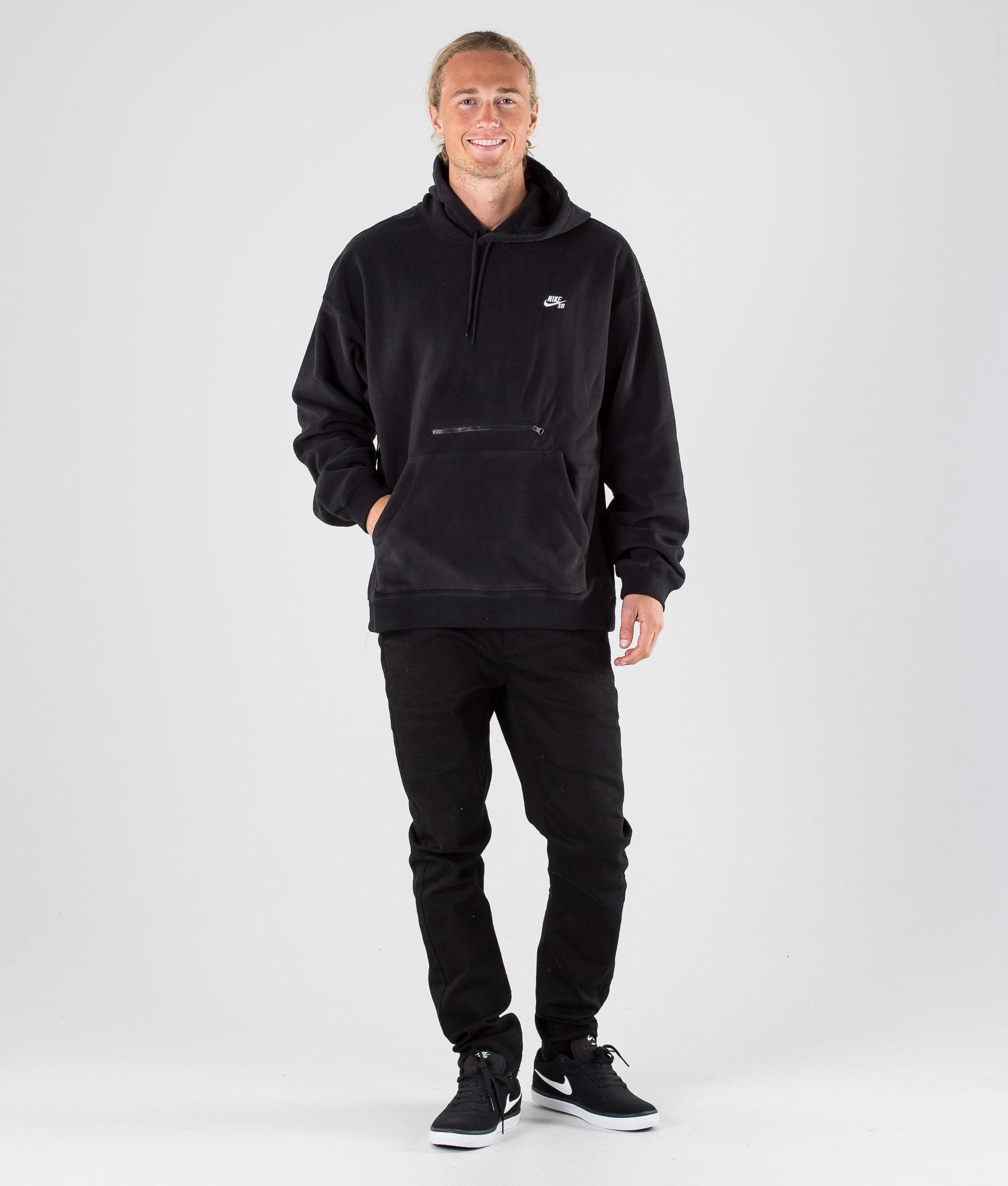 Nike SB Novelty Capuche BlackWhite