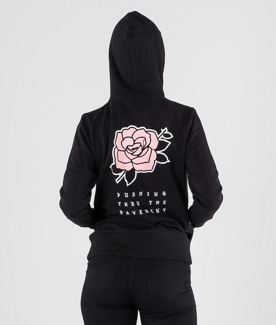 Dope Rose Copain Hood Dam Black