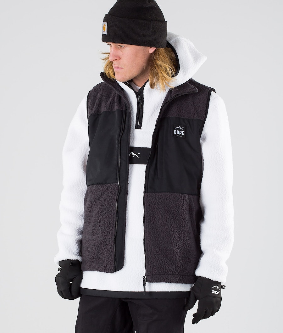 Dope Ollie Gilet Phantom Black