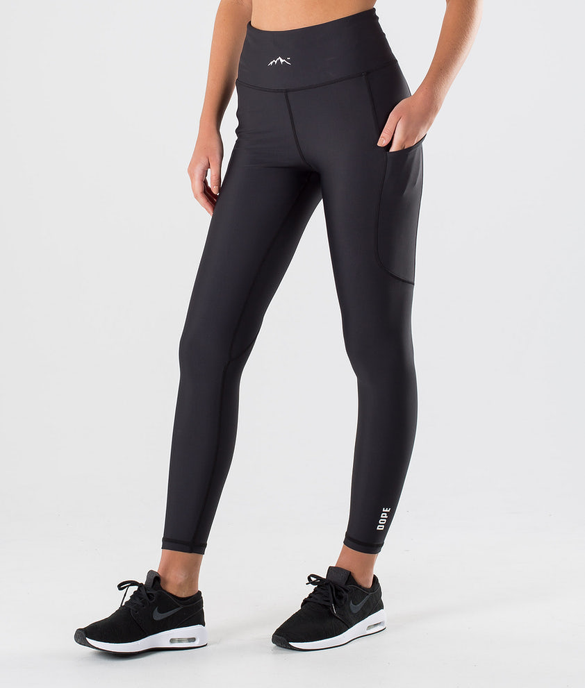 Dope Lofty Tech Leggings Black