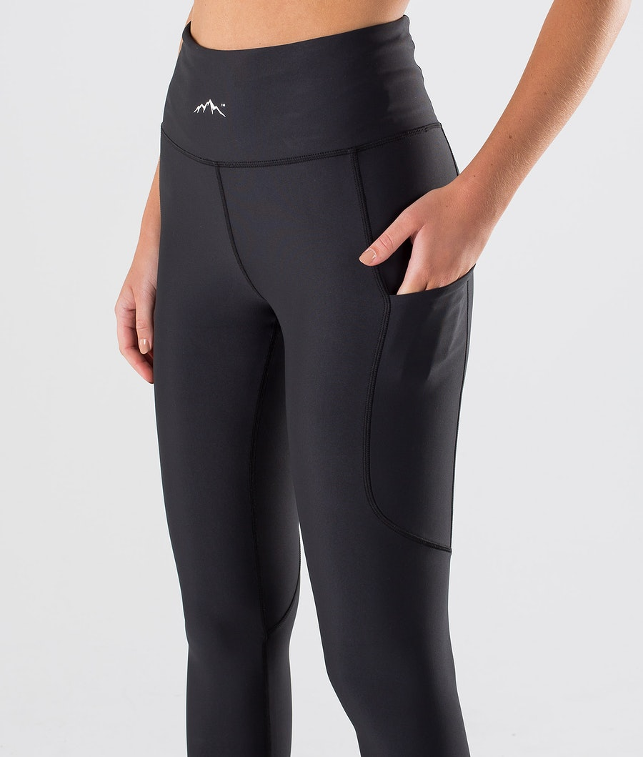 Dope Lofty Tech Leggings Dame Black