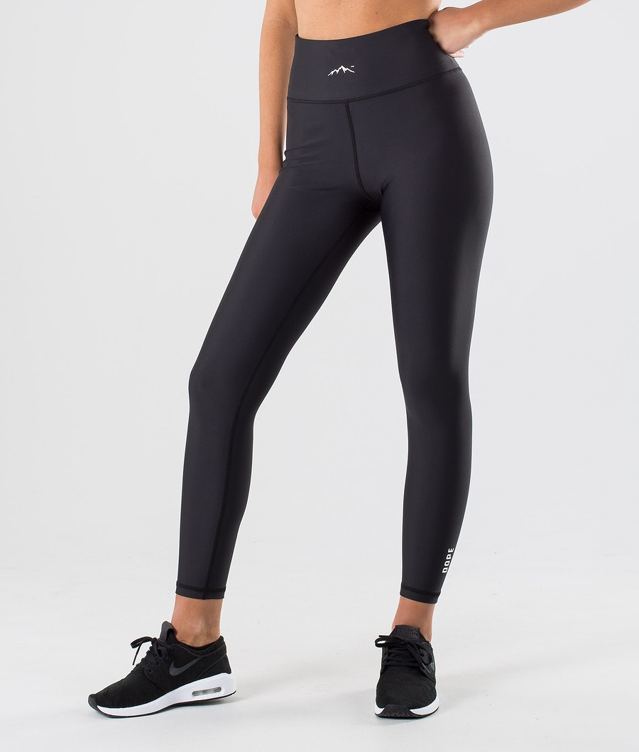 Dope Lofty Leggings Dam Black