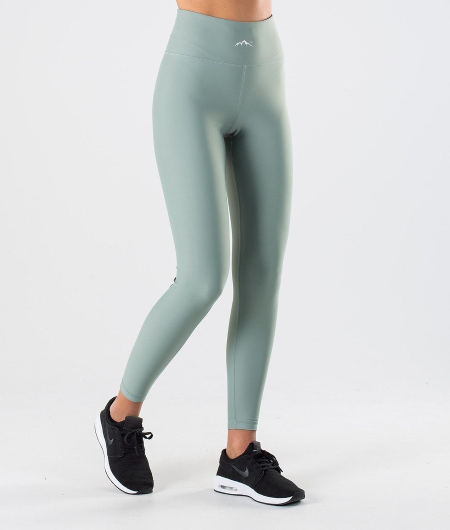 Dope Lofty Leggings Damen Faded Green